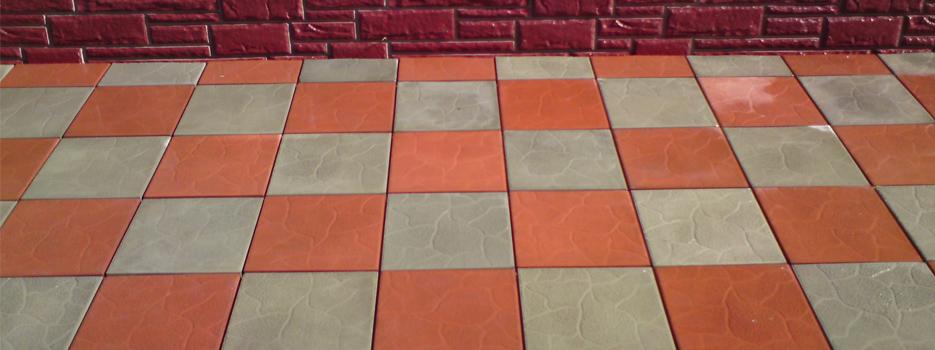 Тротуарная плитка вибролитьевая